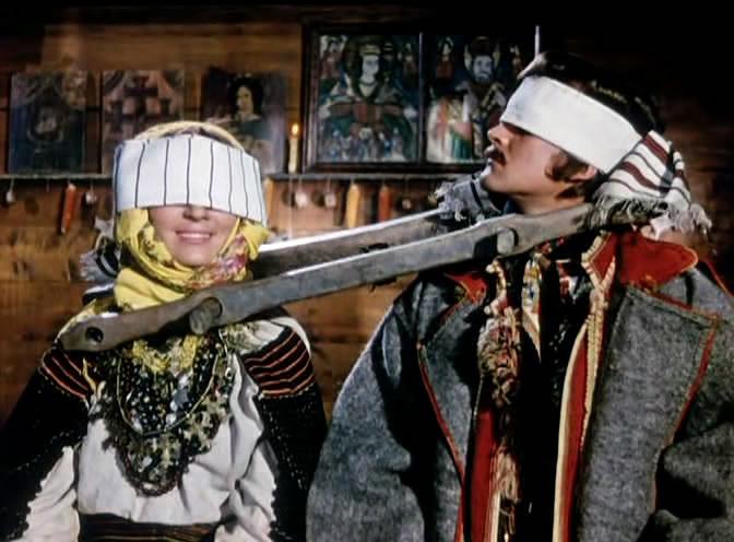 Тіні забутих предків: українські Ромео і Джульєтта