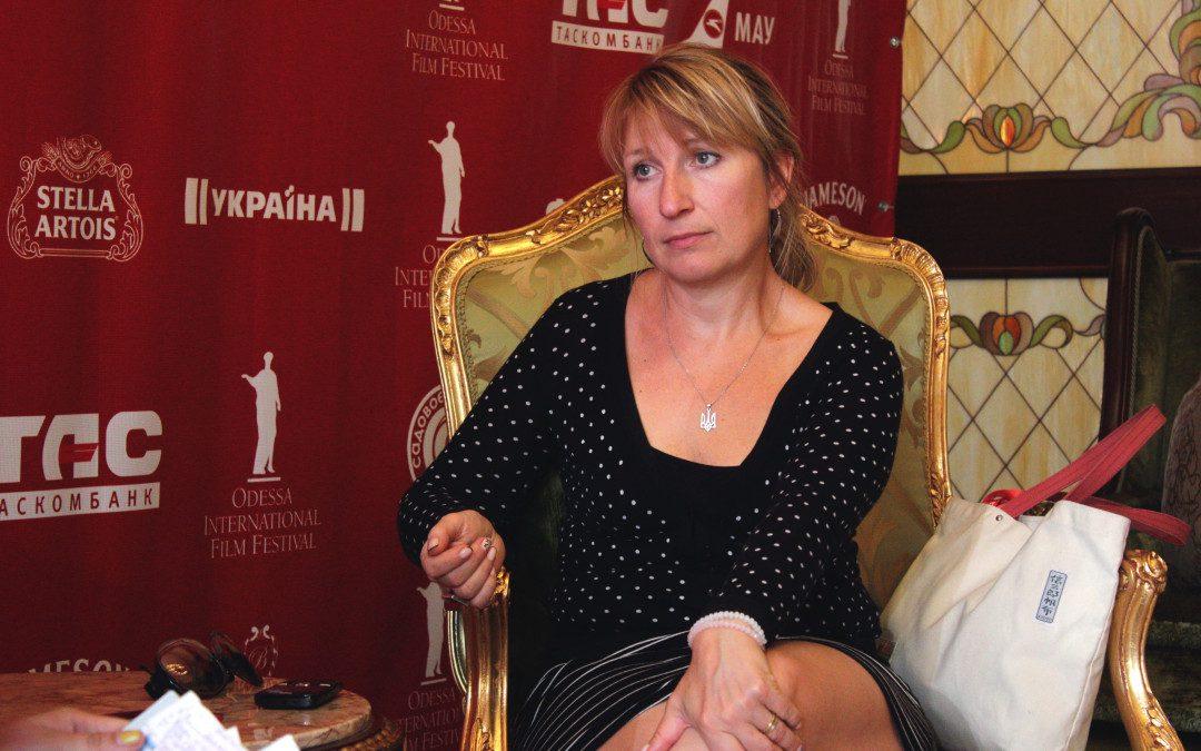 """Олена Єршова: """"Молоді українські кінематографісти мають висловити біль"""""""