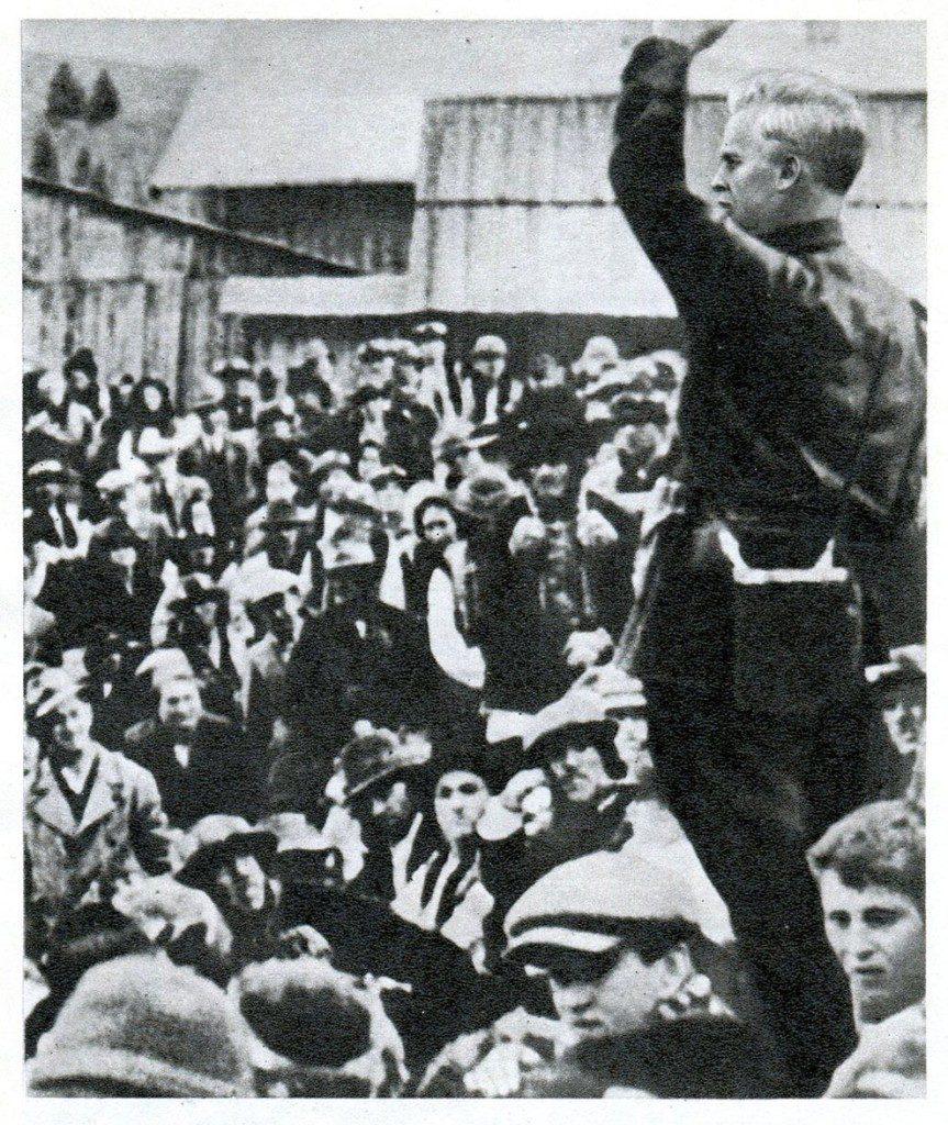 Довженко на Західній Україні у 1939-му році.