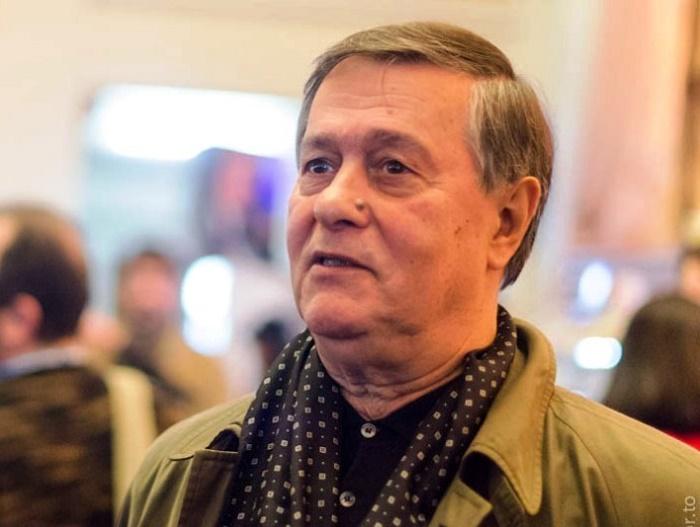 """Роман Балаян каже, що кіностудія Довженко може стати """"українським Голлівудом"""""""