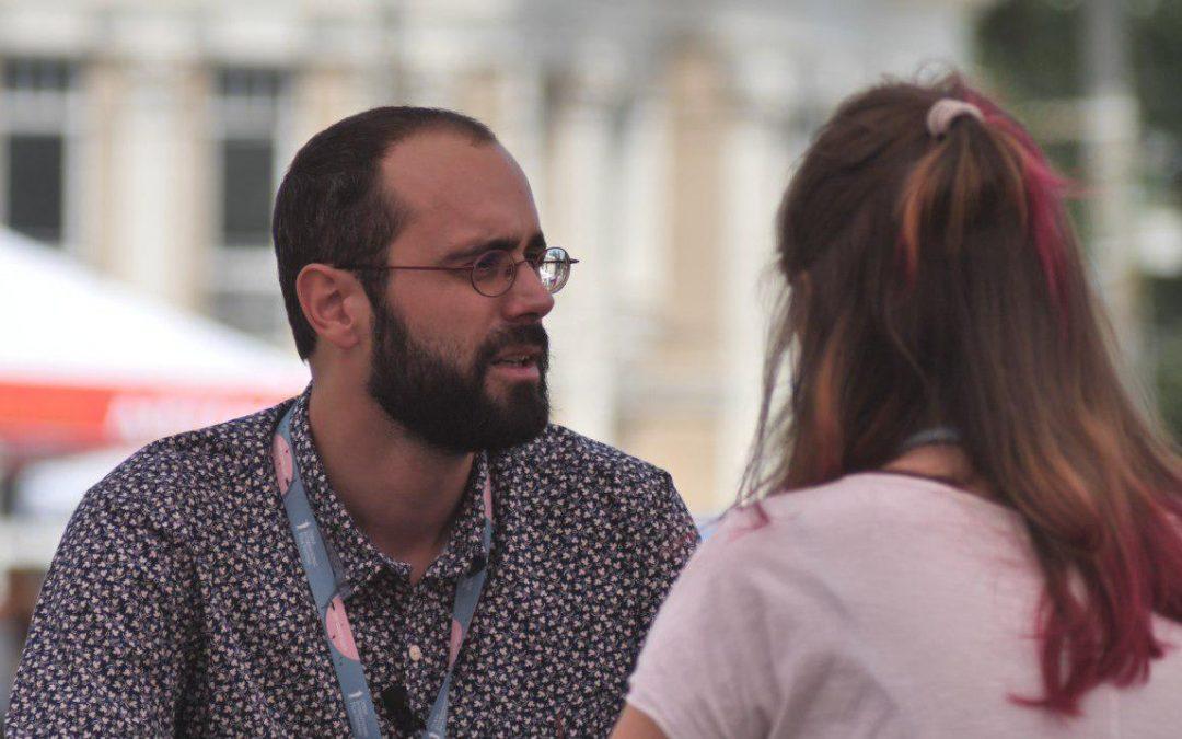 За лаштунками ОМКФ: інтерв'ю із програмним директором фестивалю