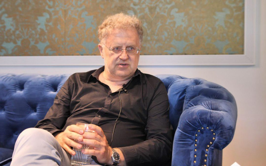 Даріуш Яблонський про потенціал ко-продукції, серіали та політику в кіно