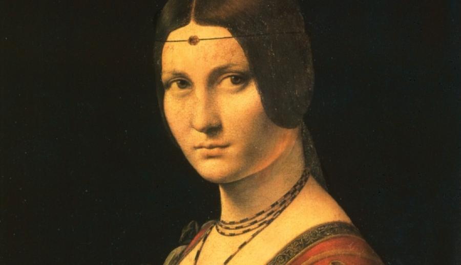Леонардо Да Вінчі і всі-всі-всі