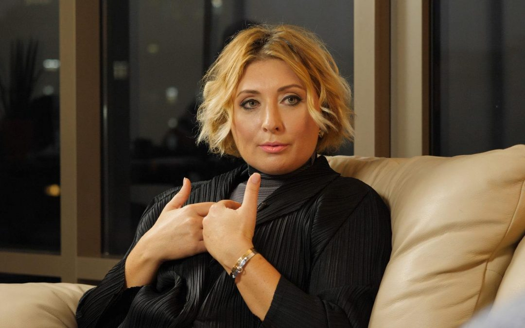 Вікторія Тігіпко про кіно, здоров'я та стресостійкість